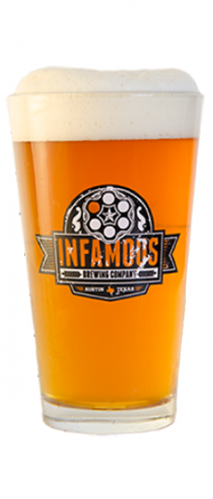 Infamy by Infamous Brewing Company in Texas, United States