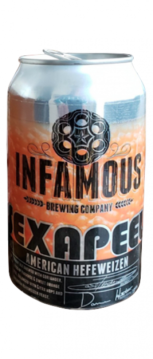 Sex A Peel by Infamous Brewing Company in Texas, United States