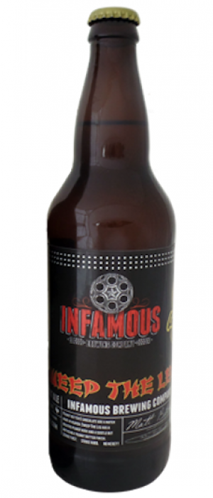 Sweep The Leg by Infamous Brewing Company in Texas, United States