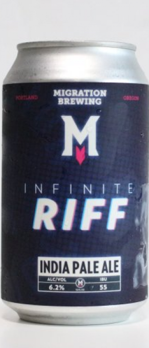 Infinite Riff by Migration Brewing in Oregon, United States