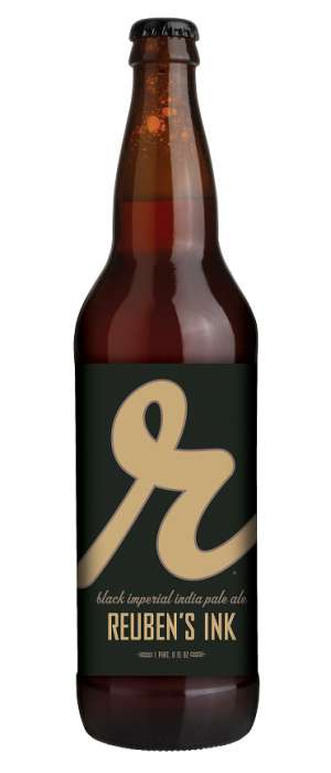Ink Imperial IPA by Reuben's Brews in Washington, United States