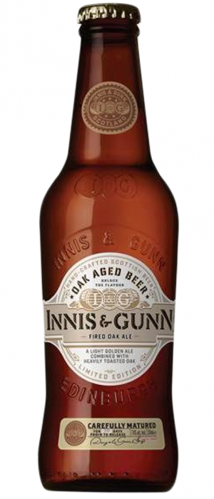 Fired Oak Ale by Innis & Gunn in Edinburgh - Scotland, United Kingdom