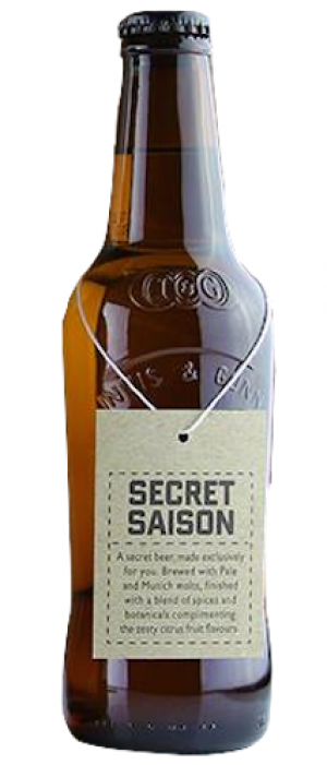 Secret Saison by Innis & Gunn in Edinburgh - Scotland, United Kingdom