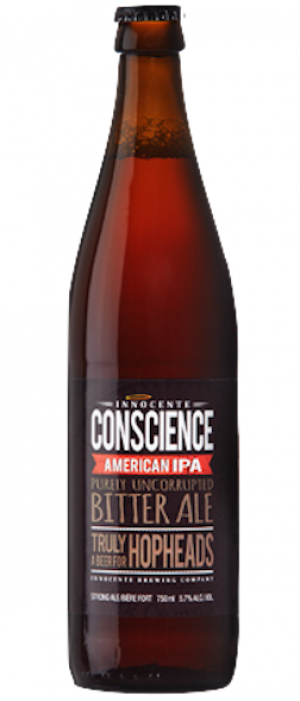 Conscience by Innocente Brewing Company in Ontario, Canada