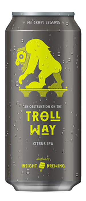 An Obstruction On The Troll Way by Insight Brewing in Minnesota, United States