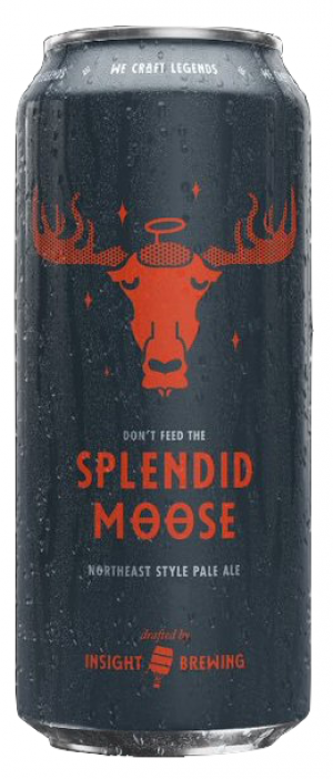 Don't Feel The Spendid Moose by Insight Brewing in Minnesota, United States