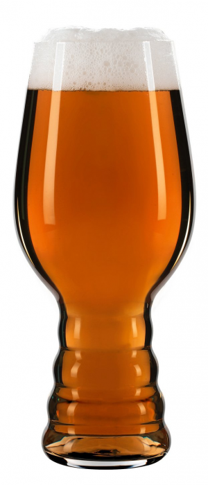 Imperial Basil IPA by The Intrepid Sojourner Beer Project in Colorado, United States