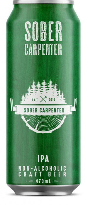 IPA by Sober Carpenter in Québec, Canada