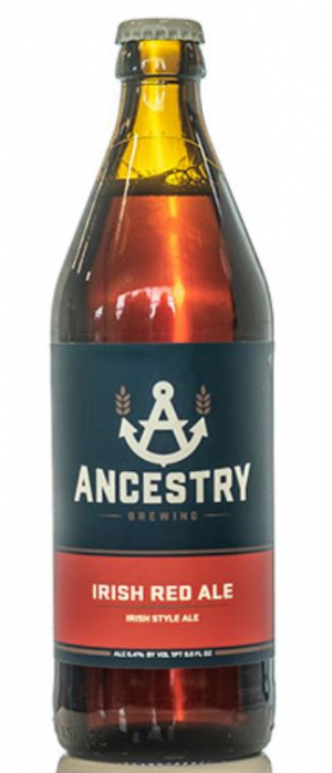Irish Red Ale by Ancestry Brewing in Oregon, United States