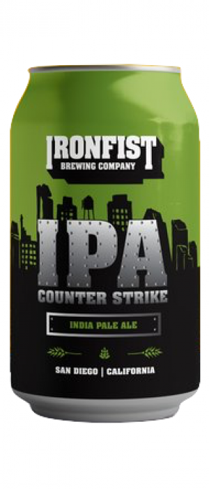 Counter Strike by Iron Fist Brewing Company in California, United States