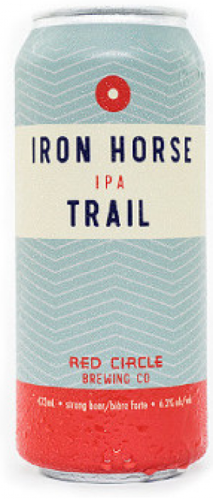 Iron Horse Trail by Red Circle Brewing & Coffee in Ontario, Canada