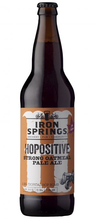Hopositive Oatmeal Pale