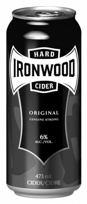 The Original by Ironwood Hard Cider in Ontario, Canada
