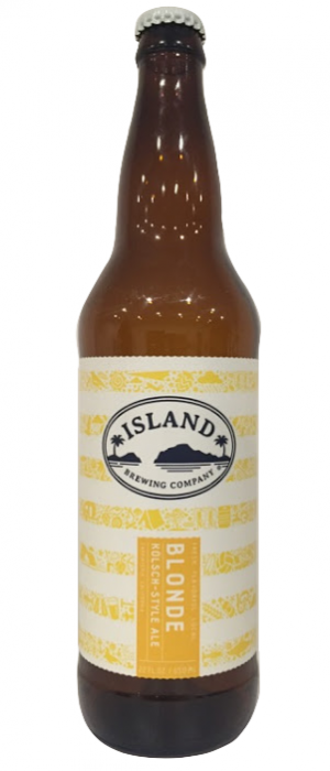 Island Blonde by Island Brewing Company in California, United States