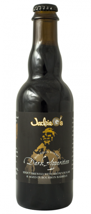 Bourbon Barrel Dark Apparition by Jackie O's Pub & Brewery in Ohio, United States