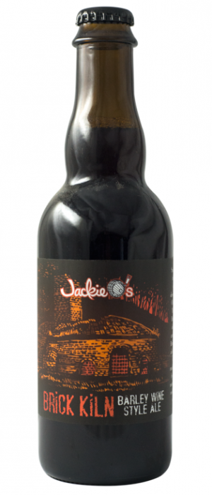 Brick Kiln Barleywine by Jackie O's Pub & Brewery in Ohio, United States