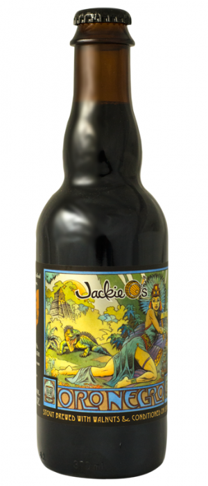 Oro Negro by Jackie O's Pub & Brewery in Ohio, United States