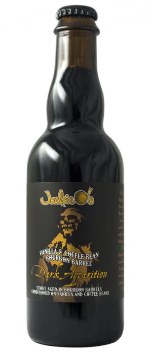 Vanilla & Coffee BB Dark Apparition by Jackie O's Pub & Brewery in Ohio, United States