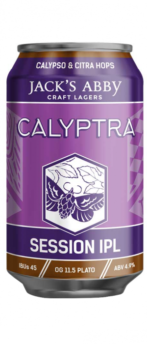 Calyptra by Jack's Abby Craft Lagers in Massachusetts, United States