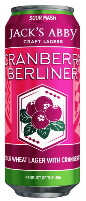 Cranberry Berliner by Jack's Abby Craft Lagers in Massachusetts, United States