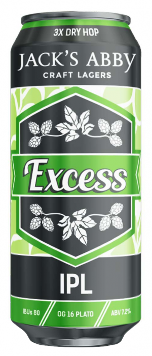 Excess IPL by Jack's Abby Craft Lagers in Massachusetts, United States