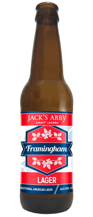 Framingham Lager by Jack's Abby Craft Lagers in Massachusetts, United States