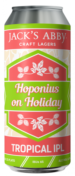 Hoponius On Holiday by Jack's Abby Craft Lagers in Massachusetts, United States
