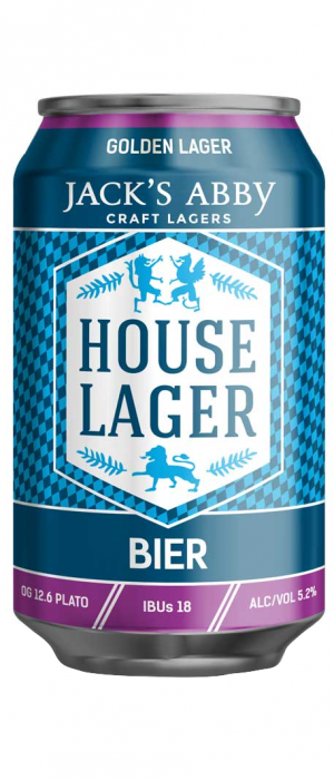 House Lager by Jack's Abby Craft Lagers in Massachusetts, United States