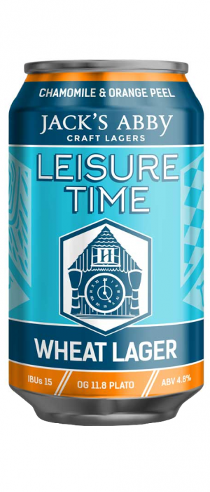 Leisure Time by Jack's Abby Craft Lagers in Massachusetts, United States