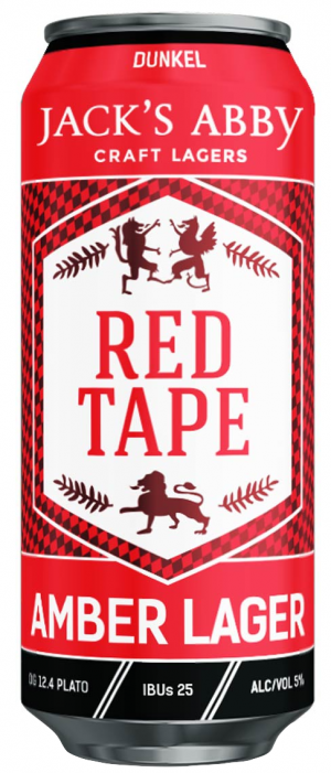Red Tape by Jack's Abby Craft Lagers in Massachusetts, United States