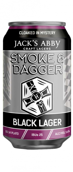 Smoke & Dagger by Jack's Abby Craft Lagers in Massachusetts, United States