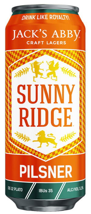 Sunny Ridge by Jack's Abby Craft Lagers in Massachusetts, United States