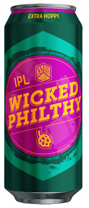 Wicked Philthy by Jack's Abby Craft Lagers in Massachusetts, United States