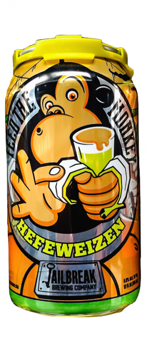 Feed The Monkey by Jailbreak Brewing Company in Maryland, United States