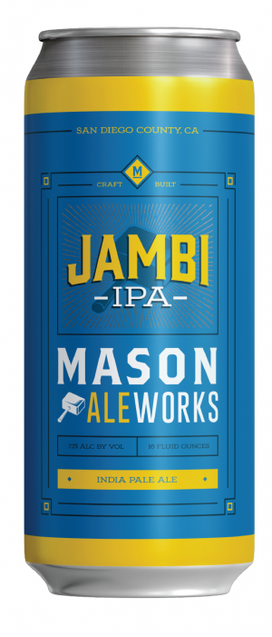 Jambi by Mason Ale Works in California, United States