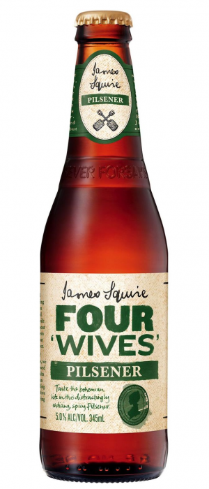 Four Wives Pilsener