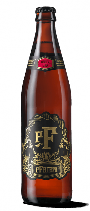 Japanese Lager by pFriem Family Brewers in Oregon, United States