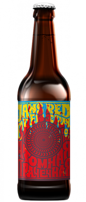 Nuclear Laundry Red by Jaws Brewery in Ural Federal District, Russia