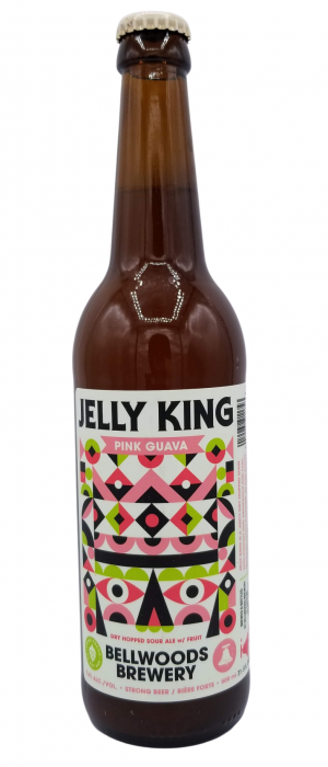 Jelly King Pink Guava by Bellwoods Brewery in Ontario, Canada