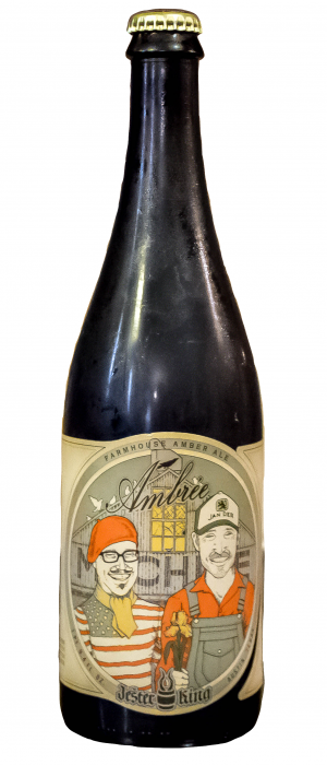 Ambrée by Jester King Brewery in Texas, United States