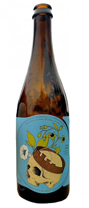 Amicis Mortis by Jester King Brewery in Texas, United States
