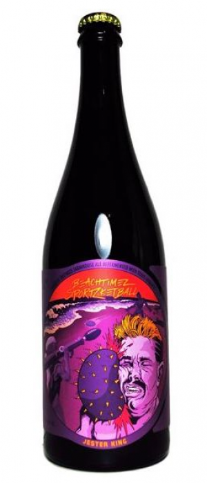 Beachtimez Sportzketball by Jester King Brewery in Texas, United States