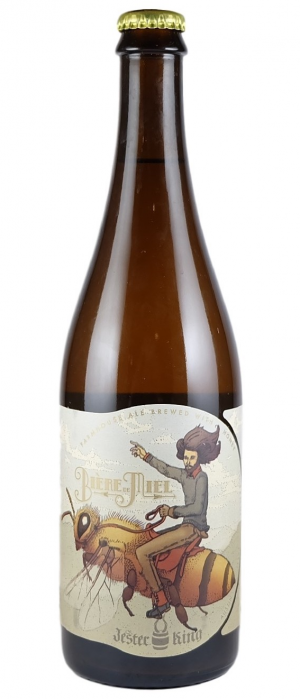 Bière de Miel by Jester King Brewery in Texas, United States