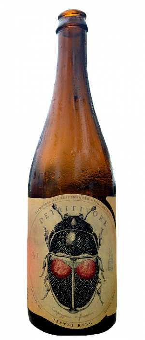 Detritivore by Jester King Brewery in Texas, United States