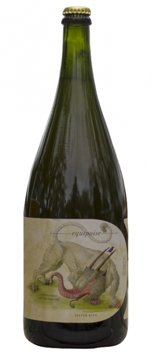 Equipoise by Jester King Brewery in Texas, United States