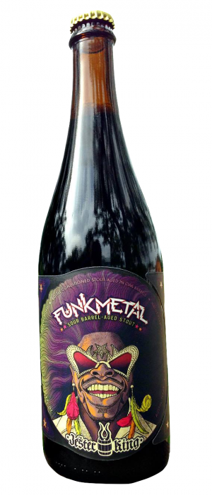Funk Metal by Jester King Brewery in Texas, United States