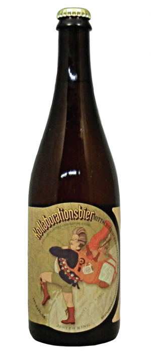 Kollaborationsbier by Jester King Brewery in Texas, United States
