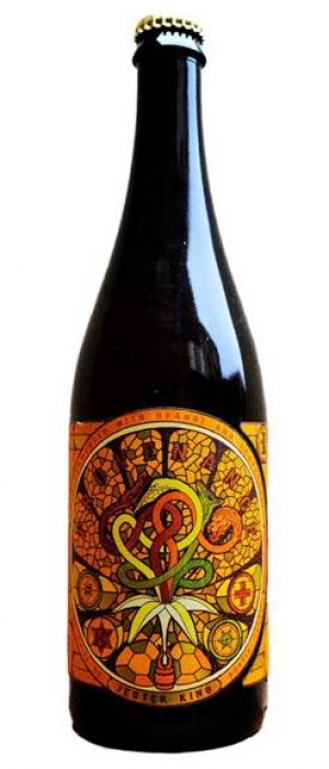 Provenance with Orange and Grapefruit by Jester King Brewery in Texas, United States