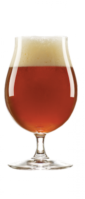 Johnny Rails Pumpkin Ale by Erie Brewing Company in Pennsylvania, United States