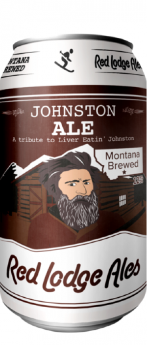 Johnston Ale by Red Lodge Ales Brewing Company in Montana, United States